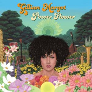 Gillian Margot - Power Flower (Japan Release, Coreport 2019)
