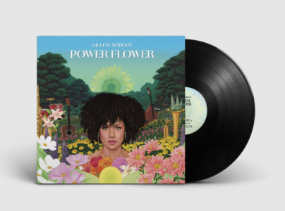 Gillian Margot - Power Flower LP (Ropeadope 2021)